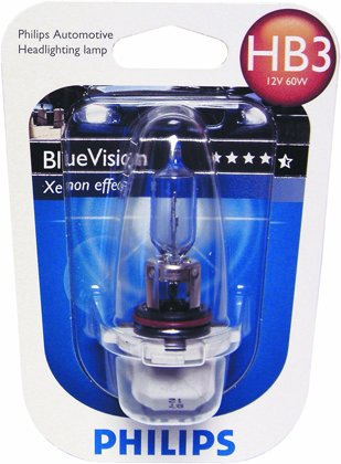 Philips HB3 12V 60W Blue Vision (Xenon effect)