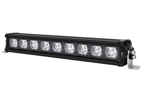 LED tālā gaisma Hella LED ValueFit DLB-540, ref. 37,5, 9-33V, 66W, IP67