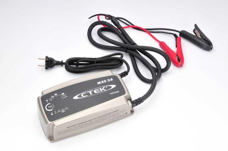 Akumulatoru lādētājs CTEK MXS 25, 12V, max 25A