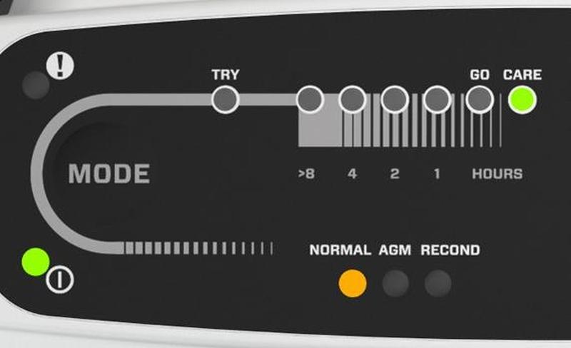 Akumulatoru lādētājs CT5, Time To Go 5A, 12V IP65