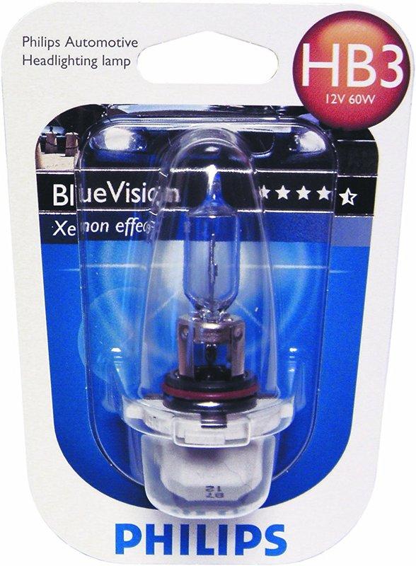 Philips HB3 12V 60W Blue Vision (Xenon effect)