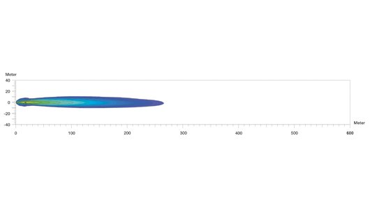 FF75 Blue papildlukturis, (Ref. 12.5) 1FA 008 284-031
