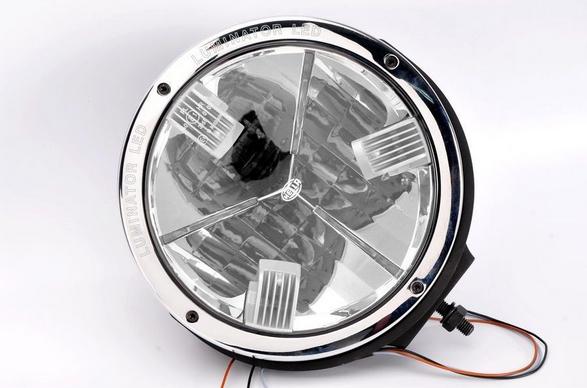 Luminator LED, Tālā gaisma (Ref. 40) 1F8 011 002-001