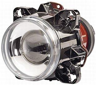 Lukturi, priekšējie Hella lukturis 90mm, 12V, 1BL 008 193-007