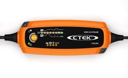 Akumulatoru lādētājs CTEK MXS 5.0 12V, max 5A Polar