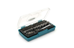 SOCKET WRENCH SET, 44-PIECE, MM, K7102